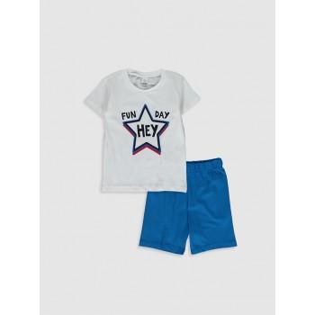 Waikiki хлопковые костюмы для мальчиков, размеры: 6-9; 9-12; 12-18; 18-24 мес