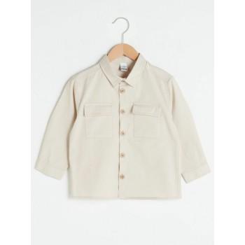 Рубашка хлопковая Waikiki, размер 3-4 года (98-104 см)